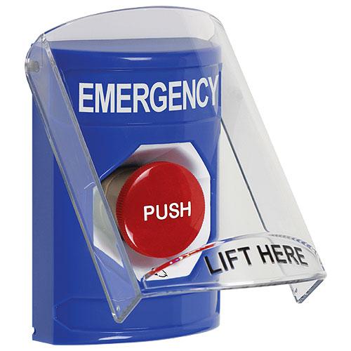 STI Stopper Station SS2421EM-EN Push Button