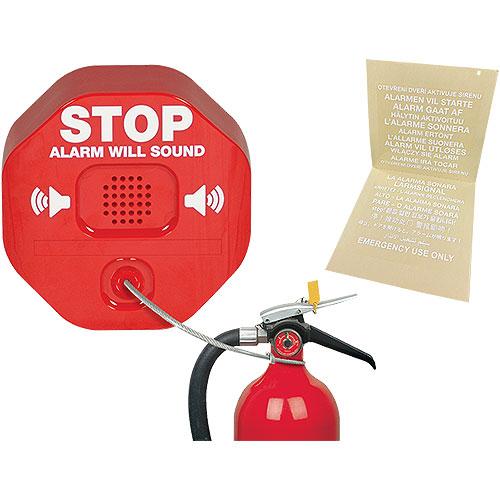 STI Stopper 6200 Security Alarm