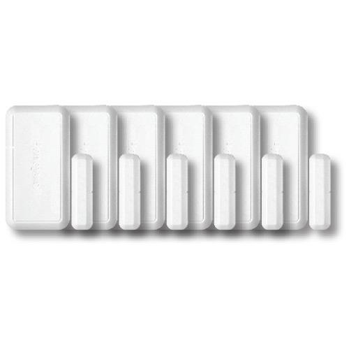Honeywell Home Sensors SIXMINICT-BN Mini Two-Way Wireless Door/Window Sensor 6 Pack, White