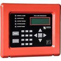 Silent Knight 5860R Intelliknight Remote Annunciator, Red