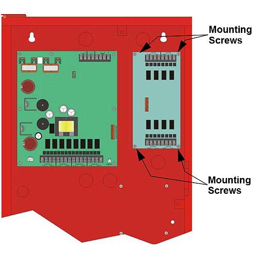 Silent Knight EVS-CE4 Audio Circuit Expander Module