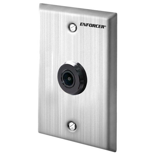4-IN-1 HD WALL PLATE CAMERA, 2.9MM, STARVIS