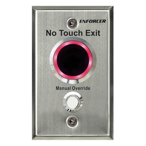 Enforcer SD-9263-KSVQ Push Button