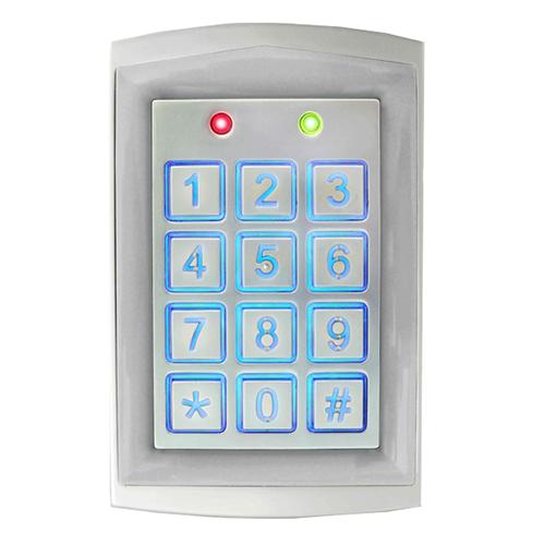 Seco-Larm Sealed Housing Weatherproof Stand-Alone Digital Access Keypad