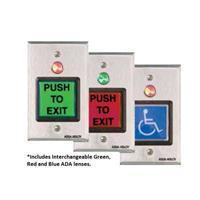 Securitron PB2 Push Button