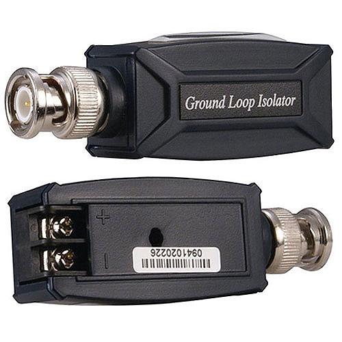 Speco UTPGLPR Video Ground Loop Isolator with Built-In Video Balun For UTP - Pair