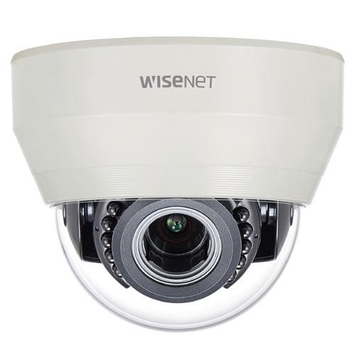 Hanwha HCD-6070R 2MP 12V AHD IR Indoor Dome Camera