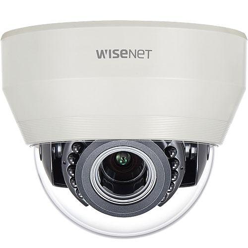 Hanwha HCD-6080R 2MP 12V AHD IR Indoor Dome Camera