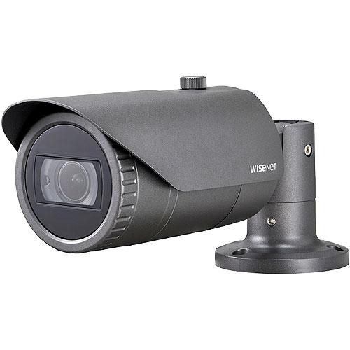 Hanwha HCO-6070R 2MP Analog HD IR Bullet Camera, WiseNet HD+ 2MP, Full HD