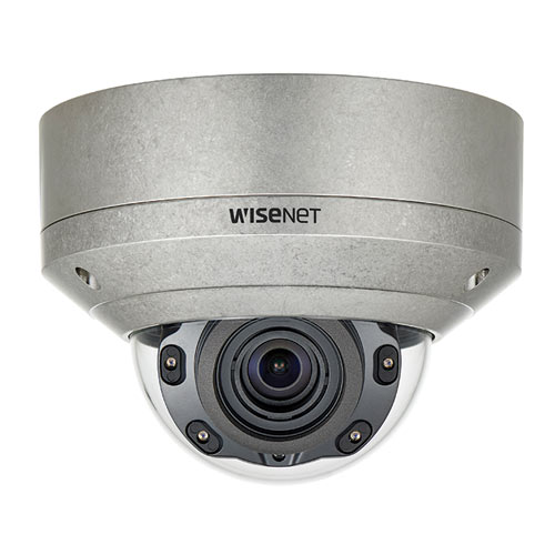 5MP Outdoor Dome With IR, Stainless Steel Camera (