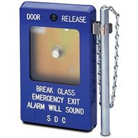 SDC 491-GL4 Break Station Replacement Glass