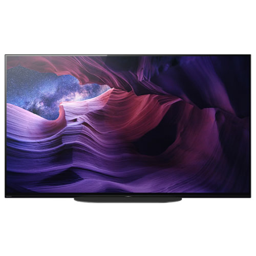 """Sony XBR55A8H 55"""" A8H 4K HDR OLED with Smart Android TV (2020)"""