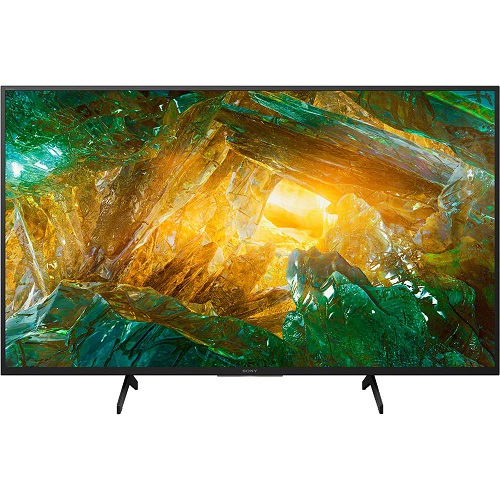 """Sony XBR-75X800H 75"""" X800H 4K HDR LED with Smart Android TV (2020)"""