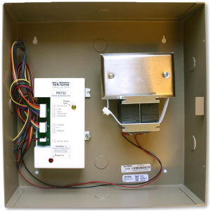 JUNCTION BOX WITH PK152 AND SS106 INSTALLED