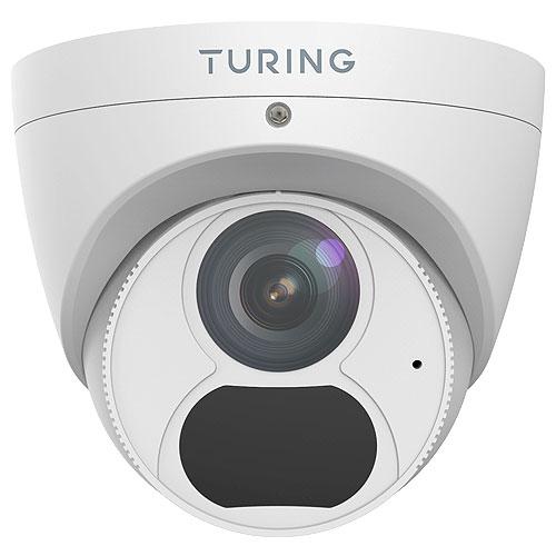 Turing TP-MED5M28 SMART Series 5MP TwilightVision IR Turret IP Camera, 2.8mm