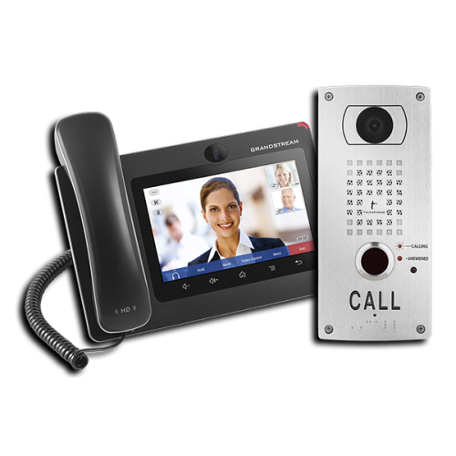 Talkaphone VOIP-201C3-SYS  Surface Mount IP Video Call Station