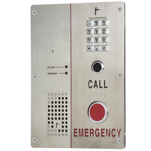 Voip-500 Series Call Station With Emergency Signag
