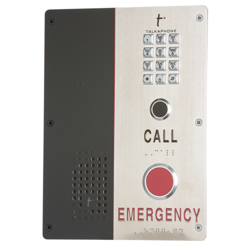 Voip-600 Series Call Station With Emergency Signag
