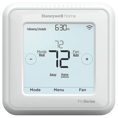 HONEYWELL HOME T6 PRO Z-WAVE THERMOSTAT