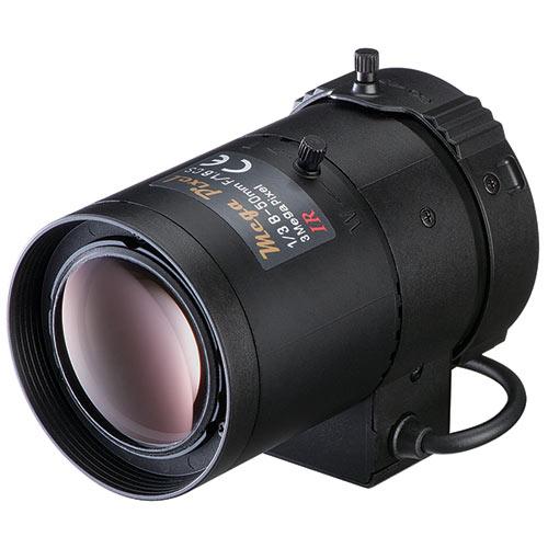 Tamron M13VG850IR - 8 mm to 50 mm - f/360 - Manual Focus Varifocal Lens for CS Mount