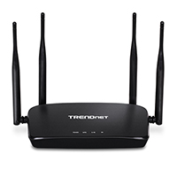 AC1200 DUAL BAND WIFI ROUTER .                IN