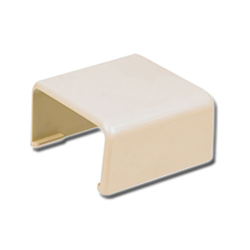 "HellermannTyton TSR3I-14 Splice Cover, 1-3/4"", PVC, 3-Piece, 2-Piece, Ivory, 10 Individual/bag"