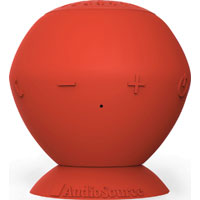 Soundpop Bluetooth Spkr Red