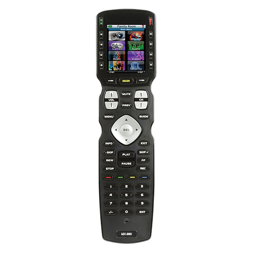 URC MX-990 Complete Control's Most Advanced Remote