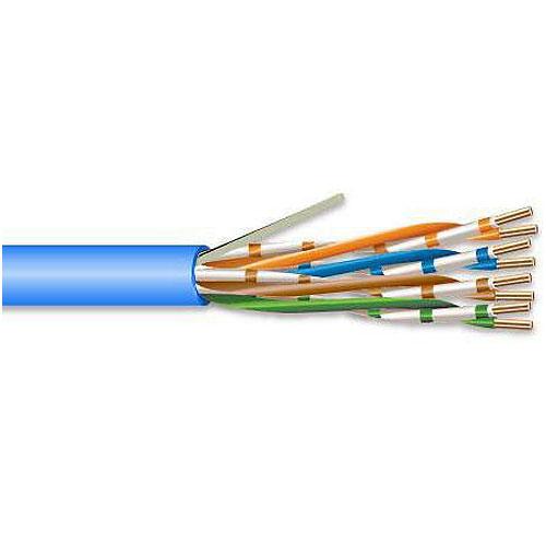 Superior Essex 51-241-28 Category 5 Cable, Plenum, 24 AWG - 4 Pair, Blue
