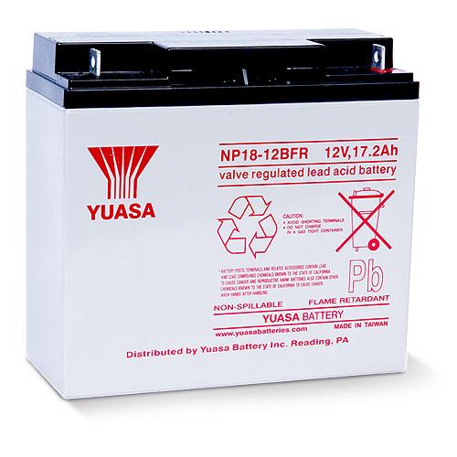 Yuasa NP18-12 General Purpose Battery