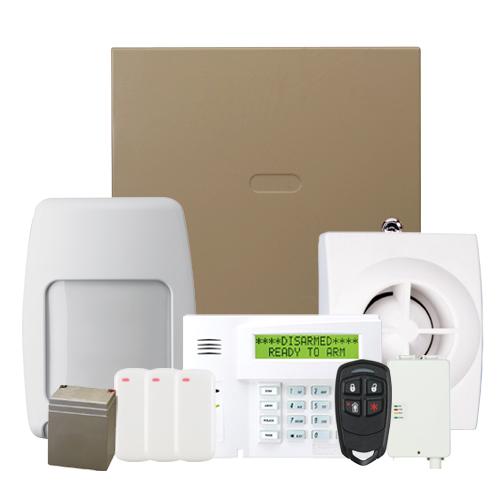 Honeywell Home V2060RFKT428 6160rf 3-5800mini 5800pir-Res 5834-4 LTE-Xv