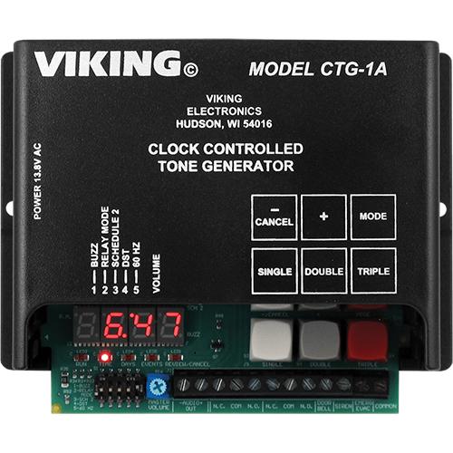 Clock Tone Generator
