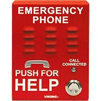 Viking Electronics E-1600A-EWP Emergency Phone