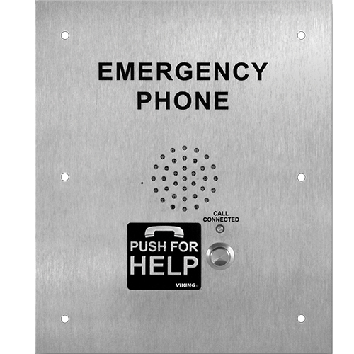E-1600A PHONE TO REPLACE GAI-TRONICS REDALERT MODL