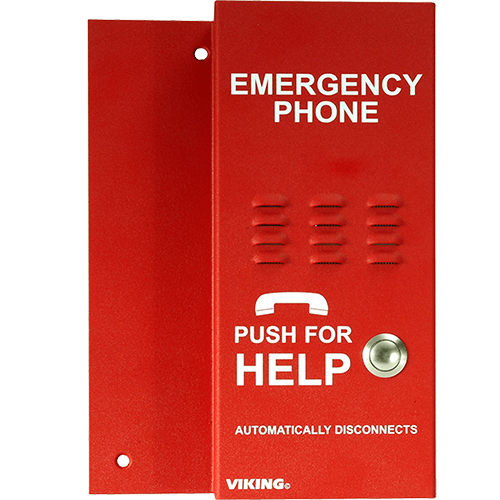 HANDS FREE ELEVATOR PHONE