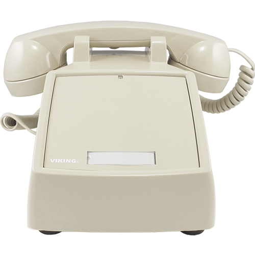 HOT LINE DESK PHONE ASH