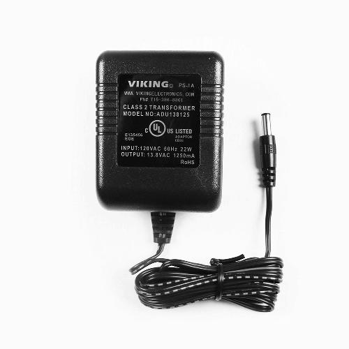 PS-1A 13.8VLT AC W/2.1MM PLG
