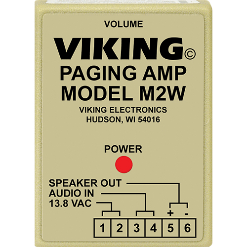 Viking Loud Call Announce/Ring