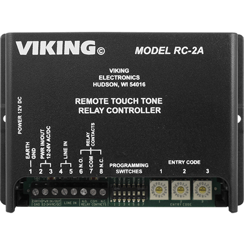Viking Electronics RC-2A Touch Tone Controller