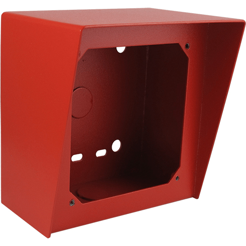 SURFACE MOUNT CHASSIS 5X5 RED FOR W-100/3000 & E-3