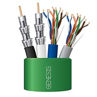 Genesis 50505005 Cat.5e UTP Audio/Video Cable