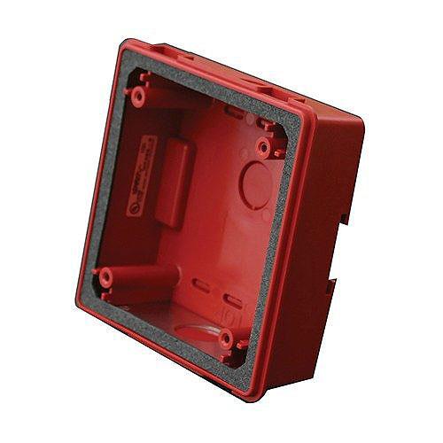 Cooper Wheelock WPSBB-R Security Device/Wiring Enclosure