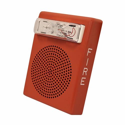 Cooper Wheelock Series E50 Speaker Strobes