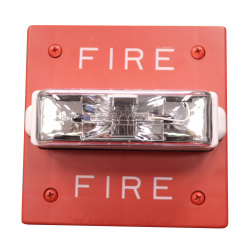 Cooper Wheelock RSSWP-2475W-FR Safety Light