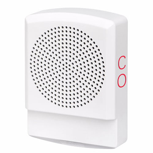 Eaton ELFHNW-CO Eluxa Low Frequency Horn, White, Wall, 24V,CO