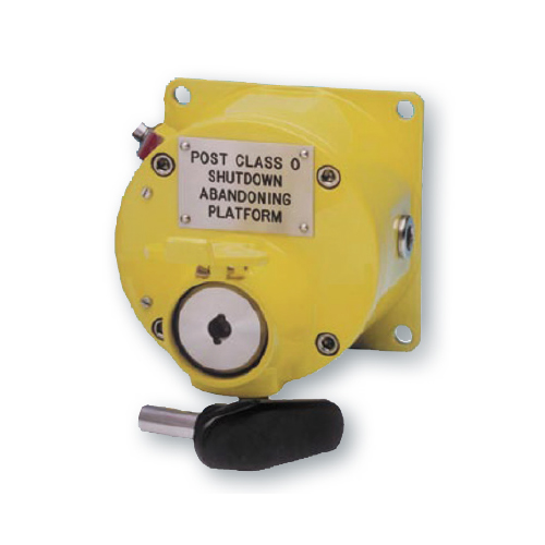 "PUSH BUTTON, ALLOY, UL,  ""NPT, LED, YELLOW"