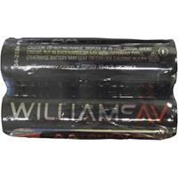 WilliamsAV BAT 001-2 Two AA alkaline batteries