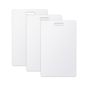 COMBO ISO CARD 1K MIFARE W/PROX-100PCS