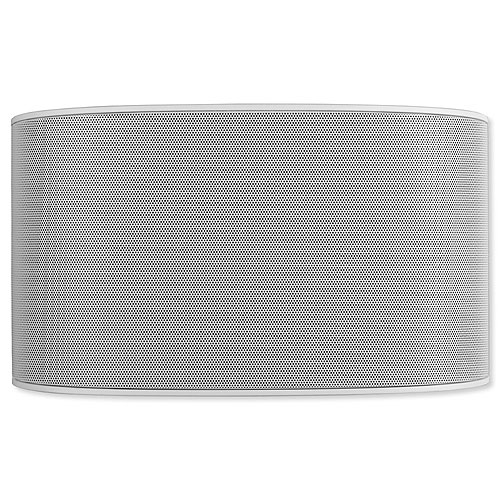 """Nuvo NV2OD6WH Series Two 6.5"""" Outdoor Speaker, White, Pair"""