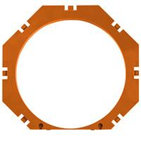 """Nuvo NVBRKIC6 Rough-In Brackets for 6.5"""" In-Ceiling Speaker, Pair"""